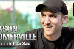 Джейсон Сомервилль в команде PokerStars