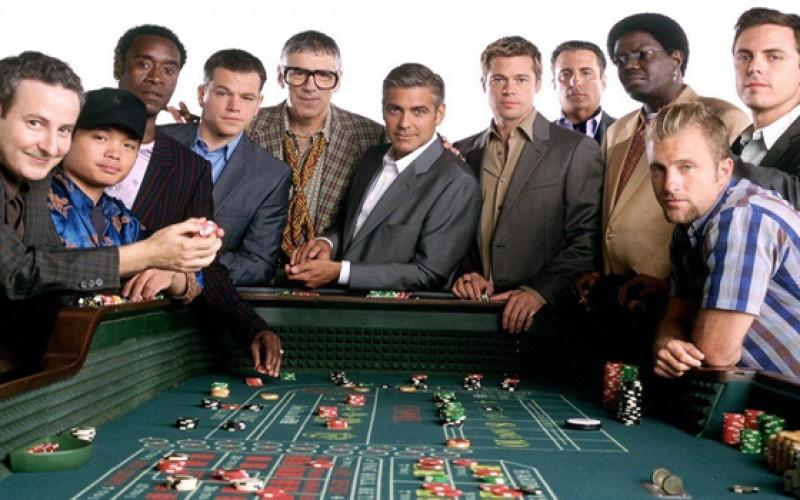 «Ограбление века» в казино