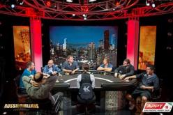 «Фокусы» на APPT9 Aussie Millions