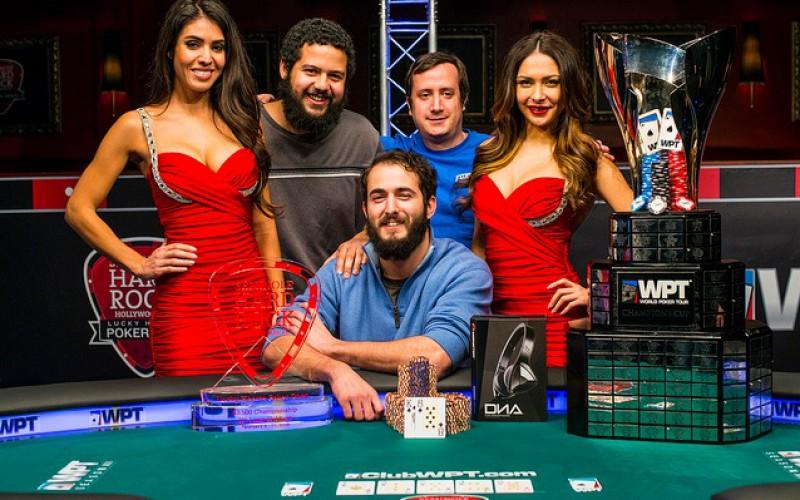 26-летний игрок выиграл WPT Lucky Hearts