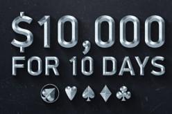 10 дней по $10.000 на PKR
