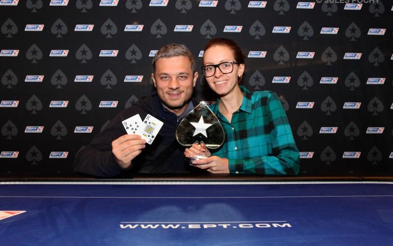Владимир Трояновский возглавляет рейтинг лучших игроков года на EPT