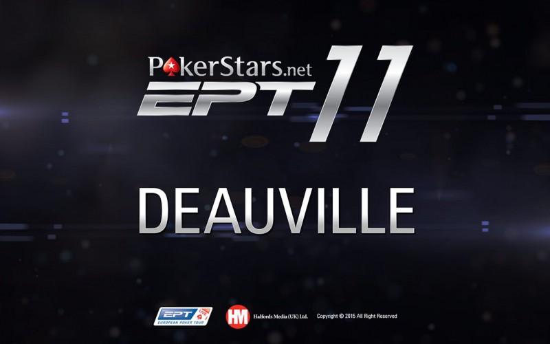 EPT 11 в Довиле 2015 – Живой турнир – Главное Событие, День 2