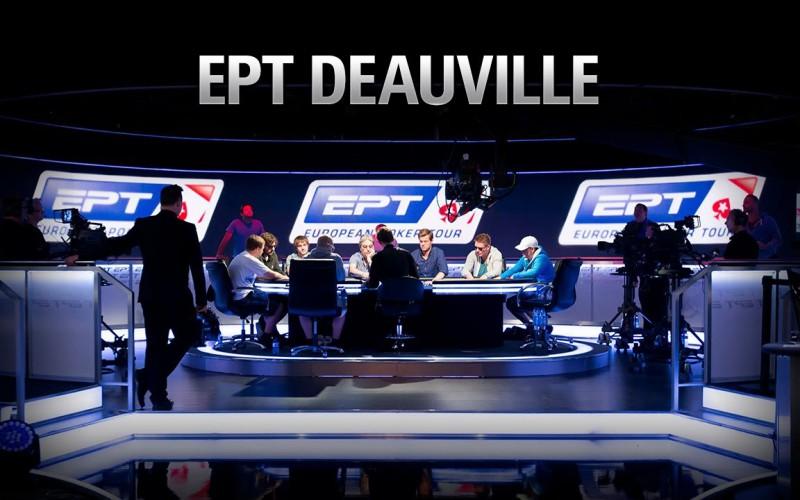 Прямая трансляция Главного События ЕРТ в Довиле