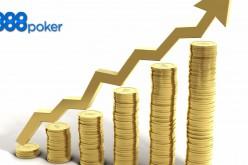 Доходы 888 Holdings растут как на дрожжах