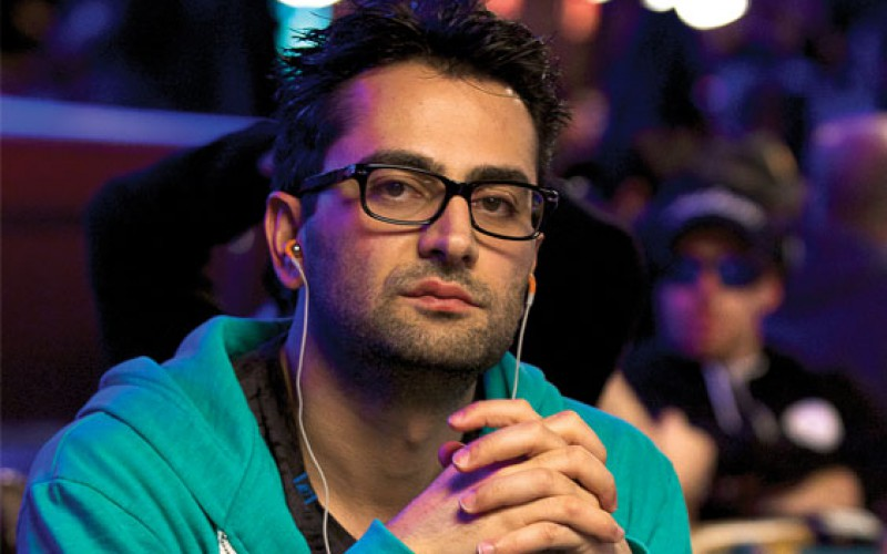 Антонио Эсфандиари выступит в роли ведущего на благотворительном ивенте