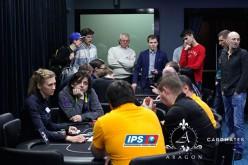 International Poker Series: 3-й день позади