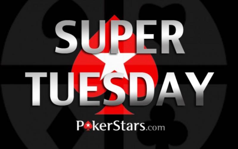 «DWoods19» выиграл в Super Tuesday $105 тыс.