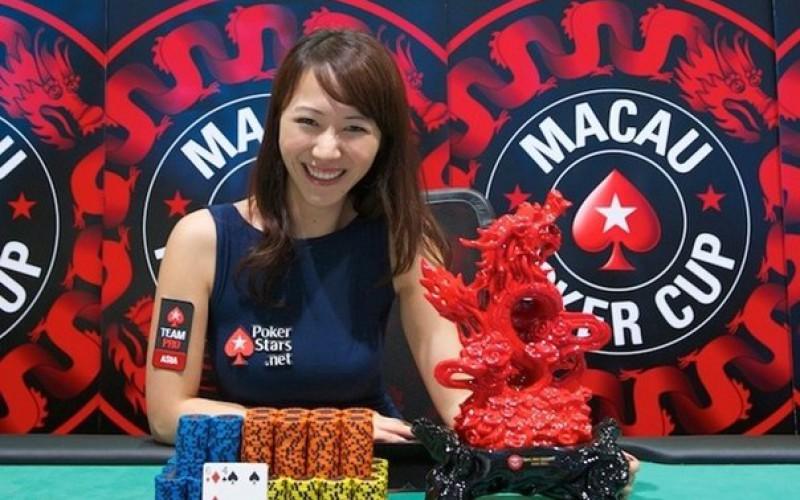 Китайская «королева покера» об игре в Макао