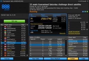 888 poker screenshot 3