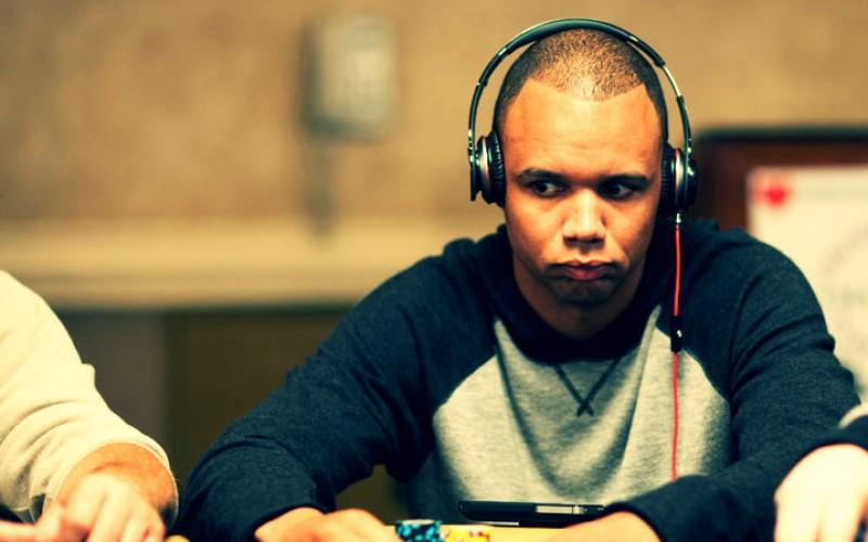 «Достижения» Фила Айви в онлайн покере в 2015 году