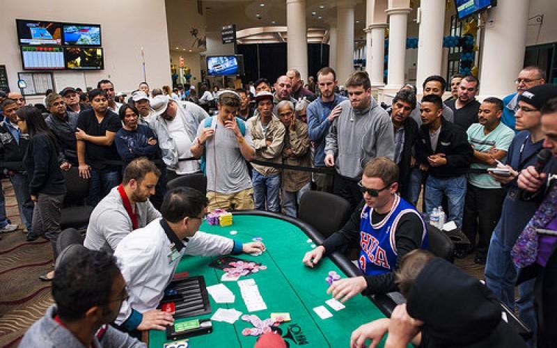 World Poker Tour: их осталось всего шестеро