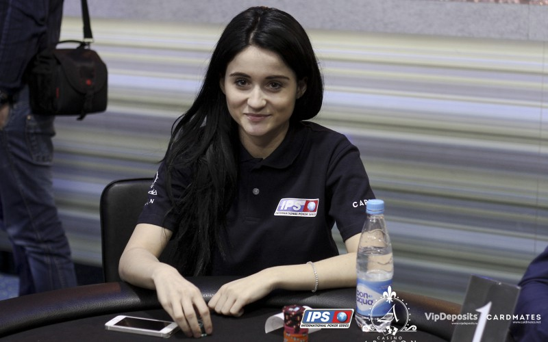 Internationl Poker Series: Фоторепортаж (день 1)