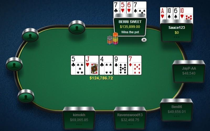 HighStakes: BERRI SWEET выиграл $130 тысяч в омаху