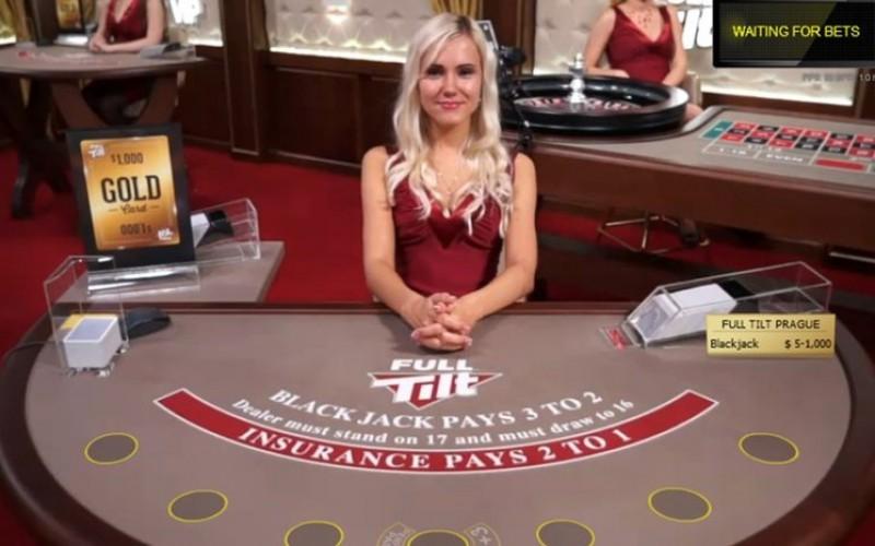 Full Tilt запустит казино с лайв-дилерами