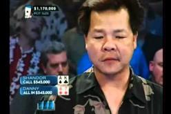 Видео: легендарный покерный bad beat