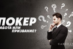 Покер: работа или призвание?