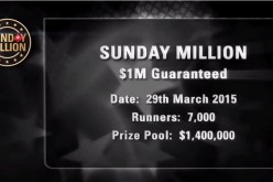 Видео финального стола Sunday Million (29.03.2015)