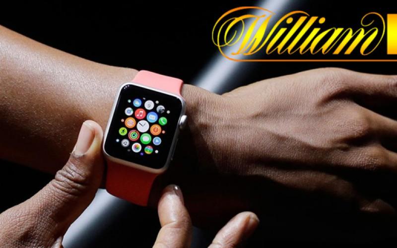 William Hill первым подключился к Apple Watch