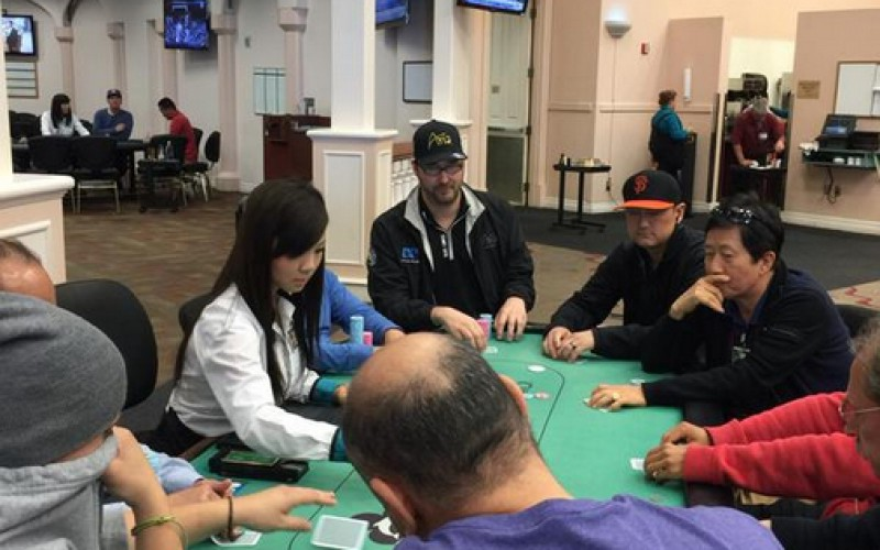 Фил Хельмут доказывает своё мастерство в казино