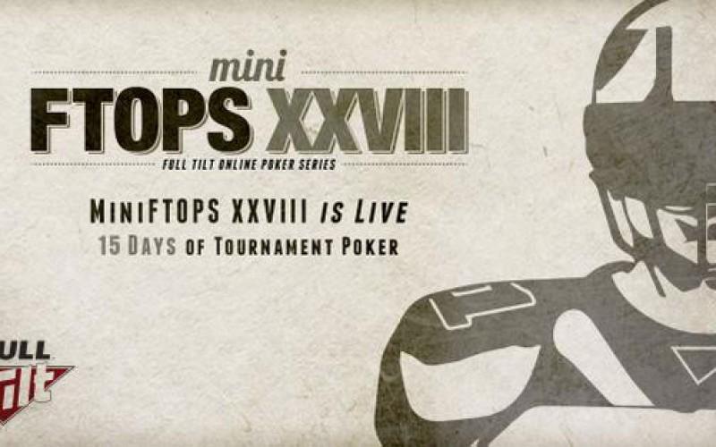 Уверенный старт наших игроков в серии MiniFTOPS