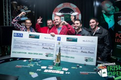 Irish Poker Open 2015
