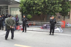 Полиция остановила APPT