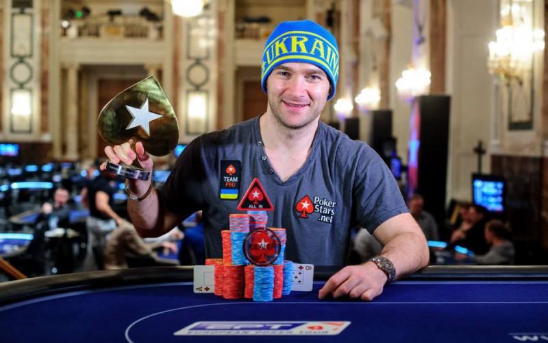 Качалов лучший покерист Украины