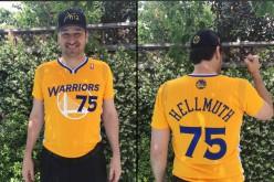Хельмут стал 75 номером Golden State Warriors