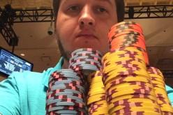 WSOP 2015: Родионов в четвёртый раз попал в призы