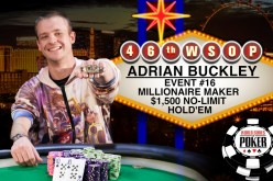 На WSOP родился новый миллионер