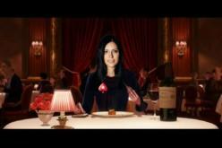 Лия Новикова в роли ресторанного эксперта
