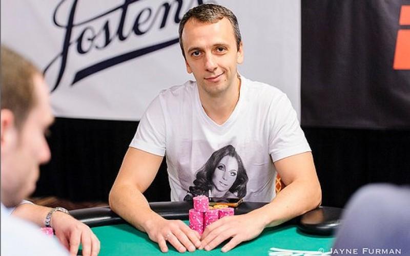 Михаил Сёмин занял 7-е место