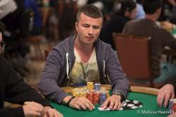 WSOP 2015: украинец Александр Гнатенко лидирует в ивенте №12