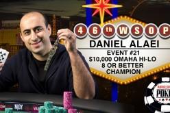 WSOP 2015: пятый браслет Даниэля Алайи