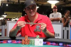 WSOP 2015: Роберт Мизрахи завоевал золотой браслет