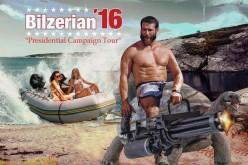 Билзериан выпустил флаера к своей президентской кампании