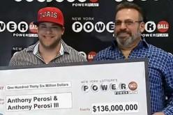 Сантехник из США выиграл $136,000,000