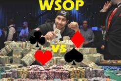 Статистика выигравших и проигравших пар в финалах WSOP