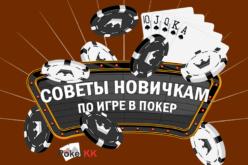 Советы новичкам – как научиться играть в покер и выигрывать