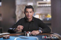 Криштиану Роналду и Неймар играют в покер со звездами кино и моделями