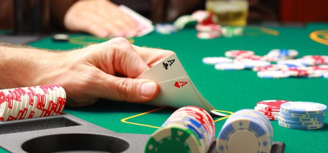 О не легкой жизни любителей покера