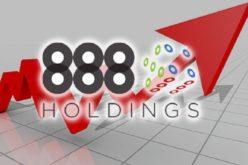 Прибыль 888 Holdings поднялась на 15%