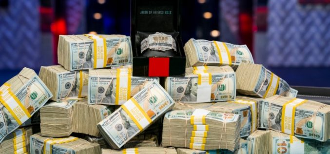 888Poker собирается дать 10 000 000 долларов победителю  WSOP Main Event