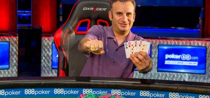 Эйб Моссери победил в ивенте #9 на WSOP 2017