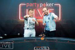 Анатолий Филатов выиграл хайроллер на Party Poker LIVE Million в Розвадове