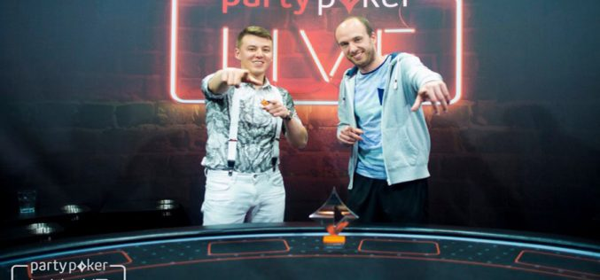 Анатолий Филатов выиграл хайроллер на Party Poker LIVE Million в Розвадове