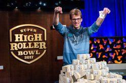 Крис Вогельсанг выиграл Super High Roller Bowl и $6 млн