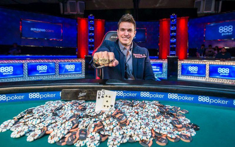 Дуглас Полк выиграл High Roller for One Drop на WSOP 2017