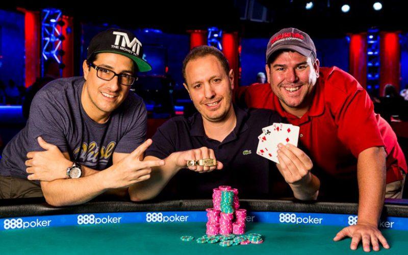 Джесси Мартин выиграл Event #7 по смешанным играм на WSOP 2017